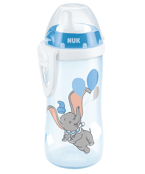 NUK KIDDY CUP DUMBO ustnik niekapek 300 ML 12+