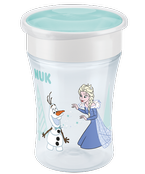 NUK MAGIC CUP kubek magiczny 230ml niekapek Frozen