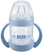 NUK Nature Sense butelka do nauki picia150 ml  6+