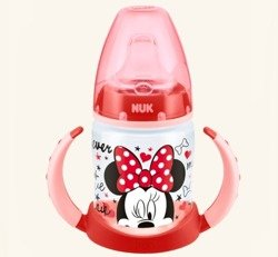 NUK FC DISNEY butelka kubek niekapek 150ml 6+ HIT